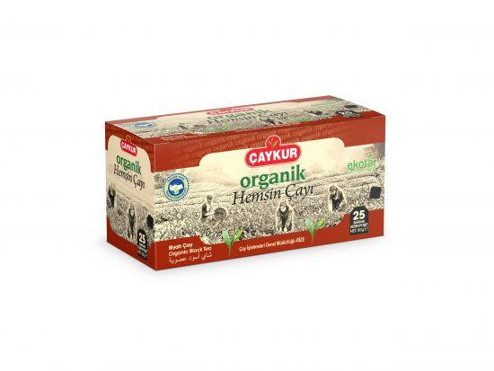 Organik Hemşin Siyah Süzen Poşet 50gr