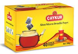 Altın Süzen Demlik Poşet Çay 200 Gr. - Thumbnail