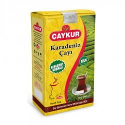 Bergamot Aromalı Karadeniz Çayı 1000gr - Thumbnail