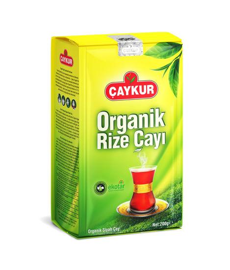 Org. Rize Çayı 200 Gr.(Poşet Ambalaj)