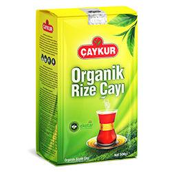 Organik Rize Çayı 500 Gr. (Poşet Ambalaj)