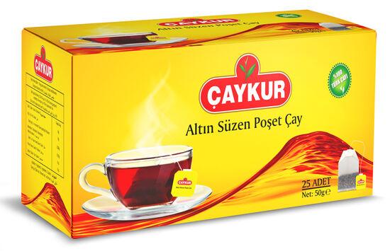 Altın Süzen Poşet Çay 50 Gr.